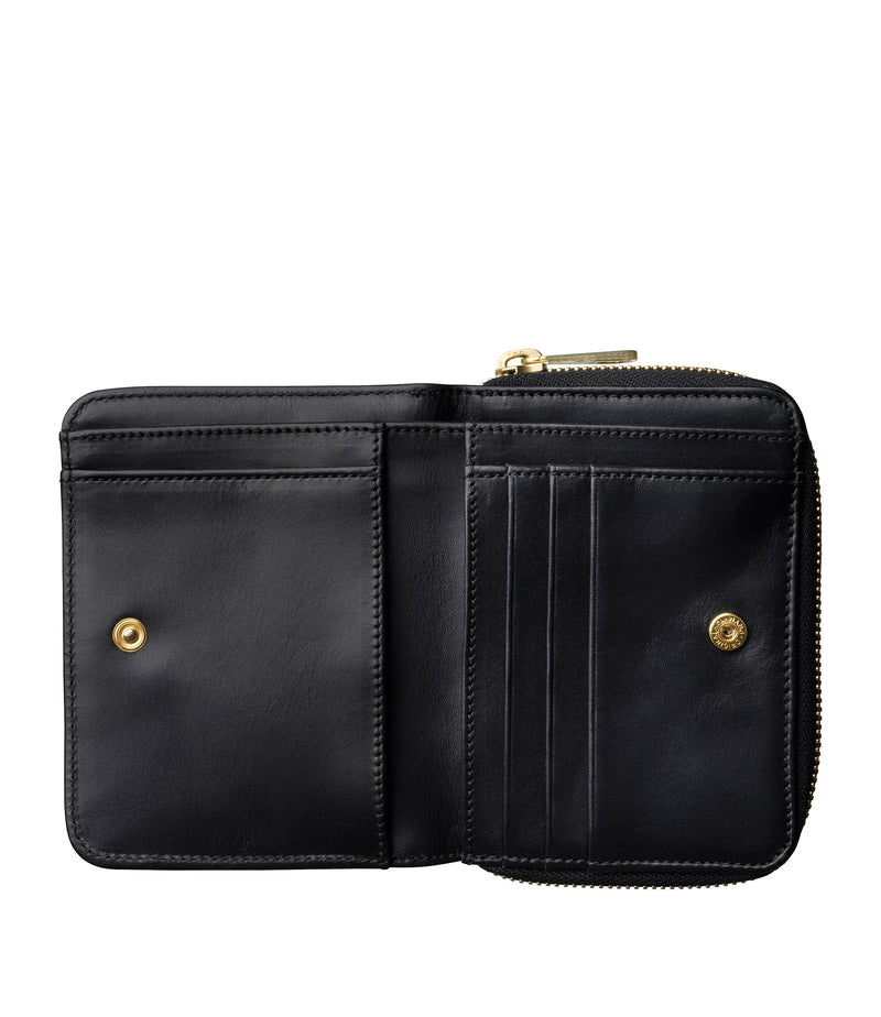 This is the Emmanuelle compact wallet product item. Style LZZ-2 is shown.