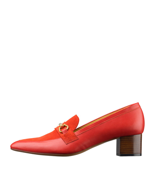Marie moccasins - GAA - Red