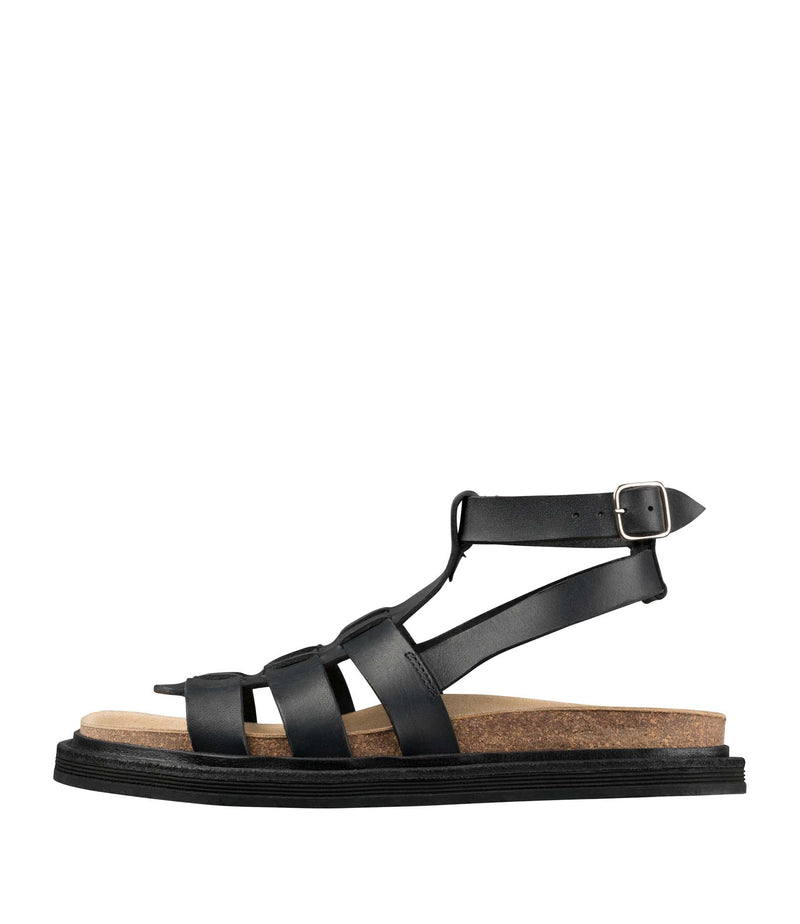 This is the Lise sandals product item. Style LZZ-1 is shown.
