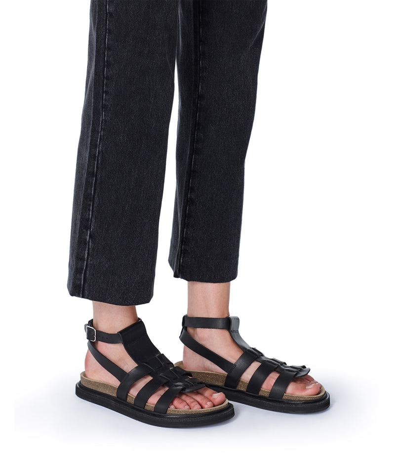 This is the Lise sandals product item. Style LZZ-2 is shown.