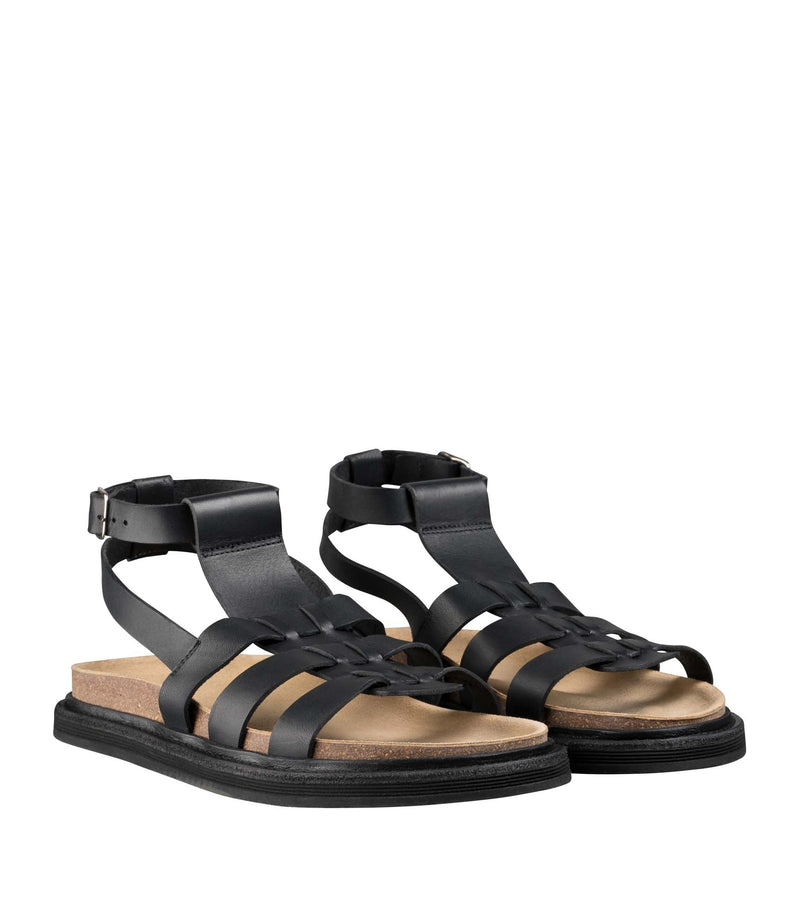 This is the Lise sandals product item. Style LZZ-3 is shown.
