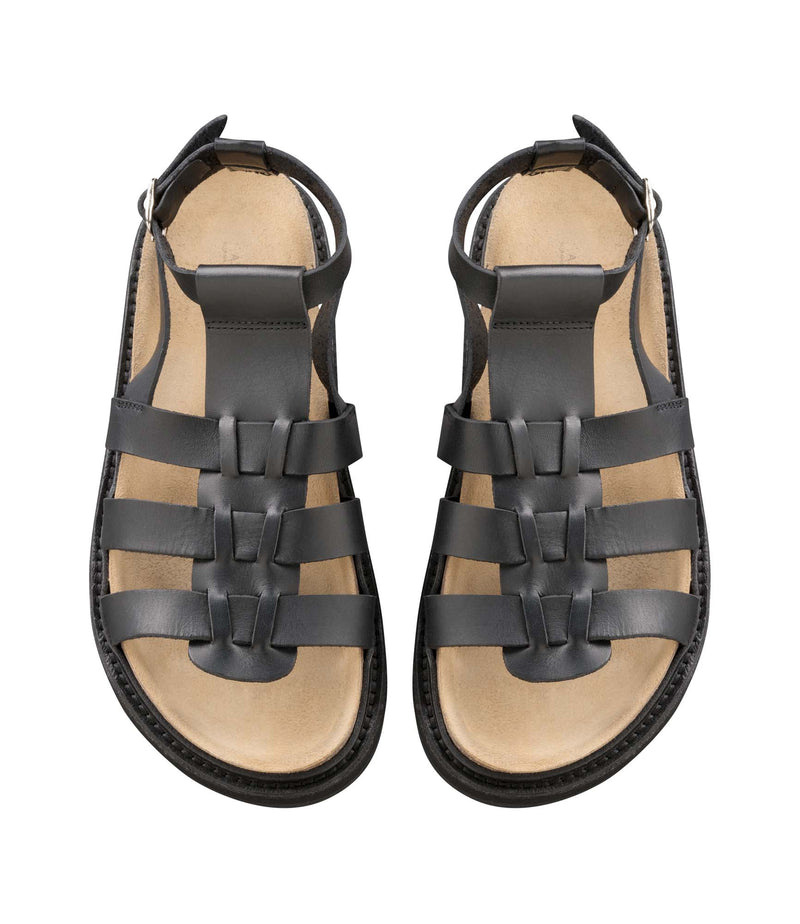 This is the Lise sandals product item. Style LZZ-4 is shown.