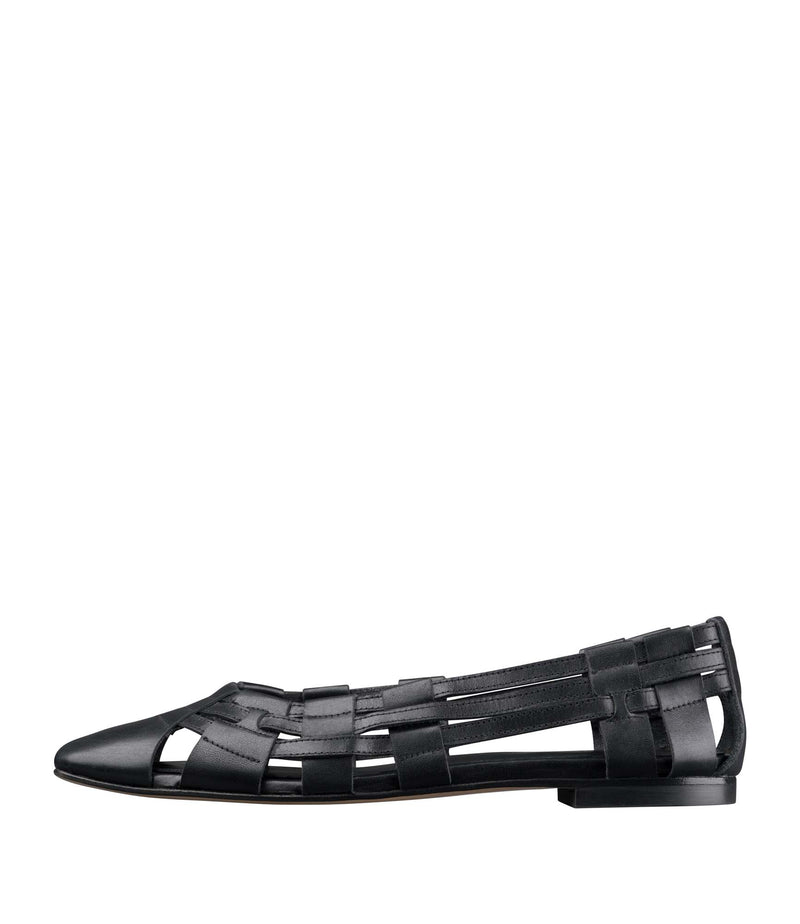 This is the Lara ballet flats product item. Style LZZ-1 is shown.