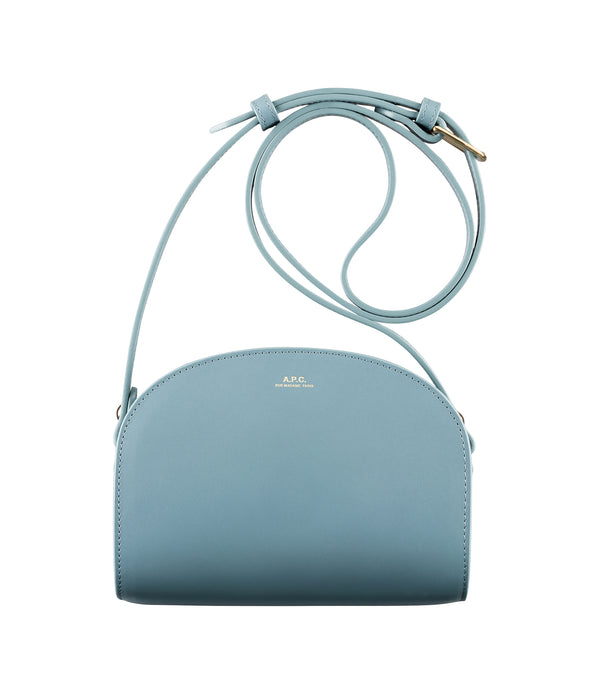 Demi-lune mini bag - IAC -  Glacier blue