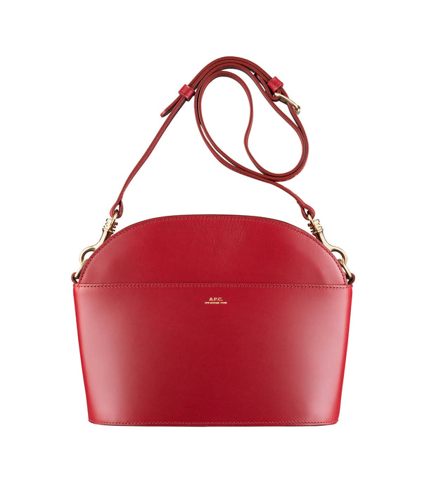 Gabriella bag - GAI - Garnet red