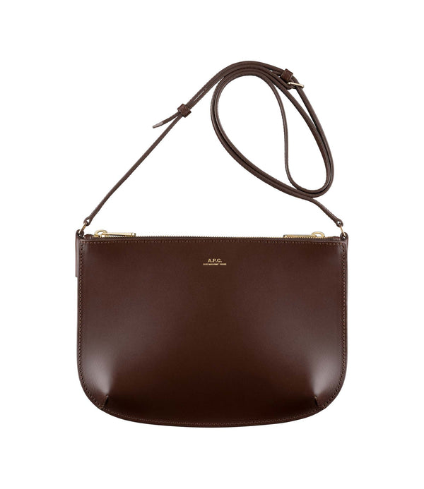 Sarah bag - CAN - Light chestnut brown
