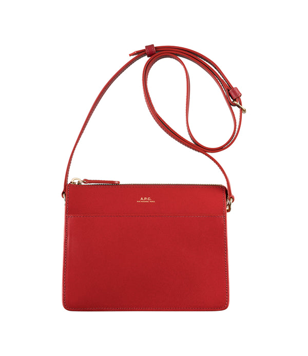 Ella Mini bag - GAB - Dark red