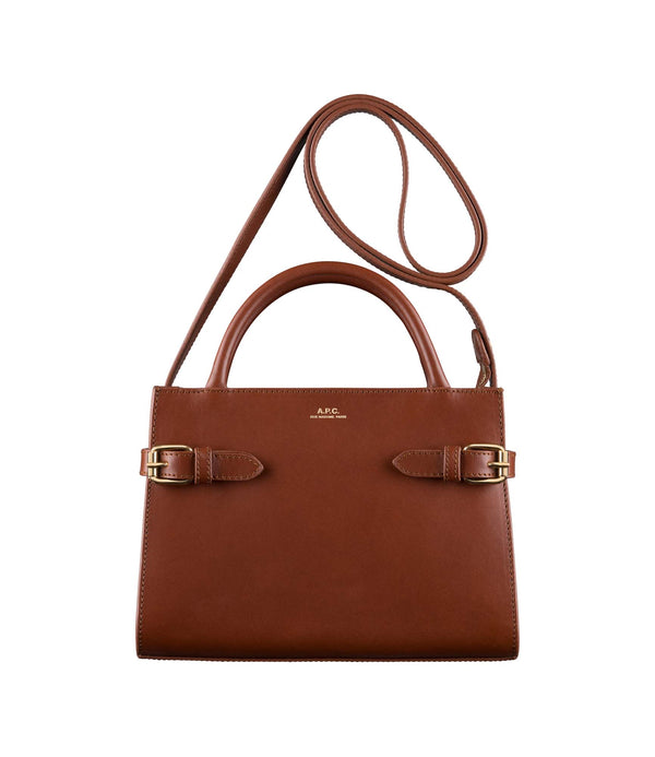 Farrah Mini bag - CAD - Nut brown