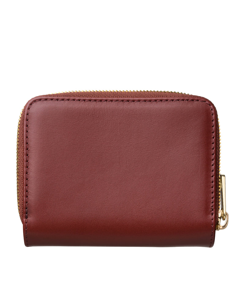 This is the Emmanuelle compact wallet product item. Style GAF-3 is shown.