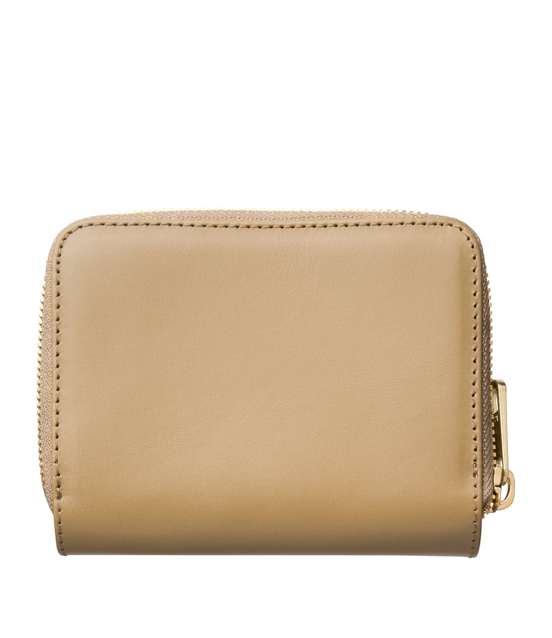 This is the Emmanuelle compact wallet product item. Style JAB-3 is shown.