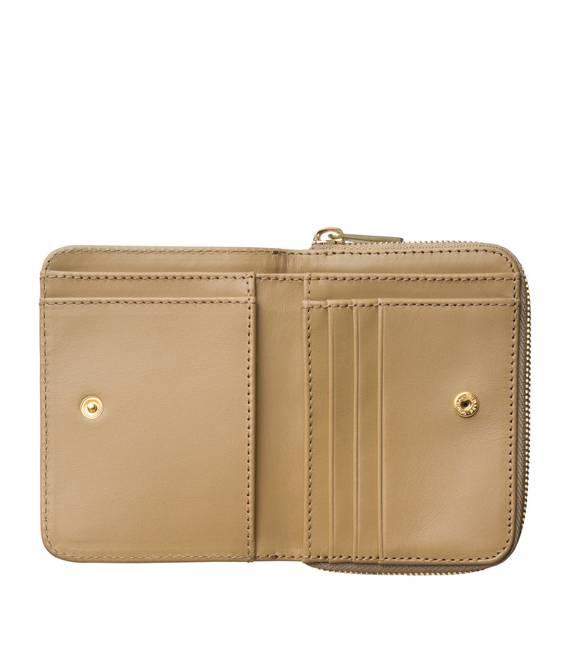 This is the Emmanuelle compact wallet product item. Style JAB-4 is shown.