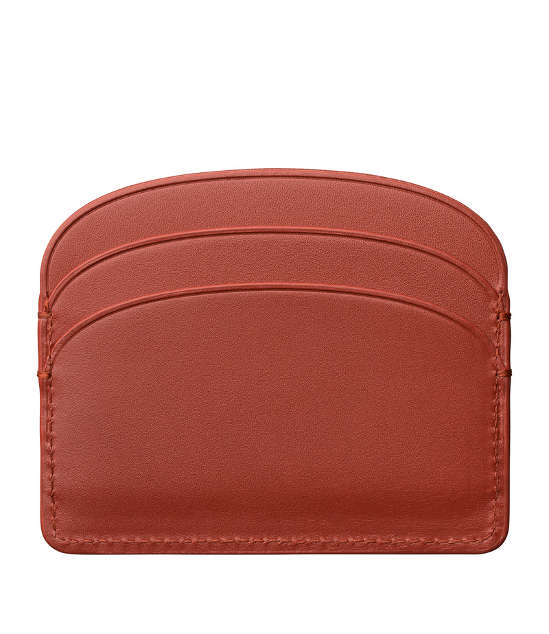 This is the Half-moon cardholder product item. Style EAI-2 is shown.