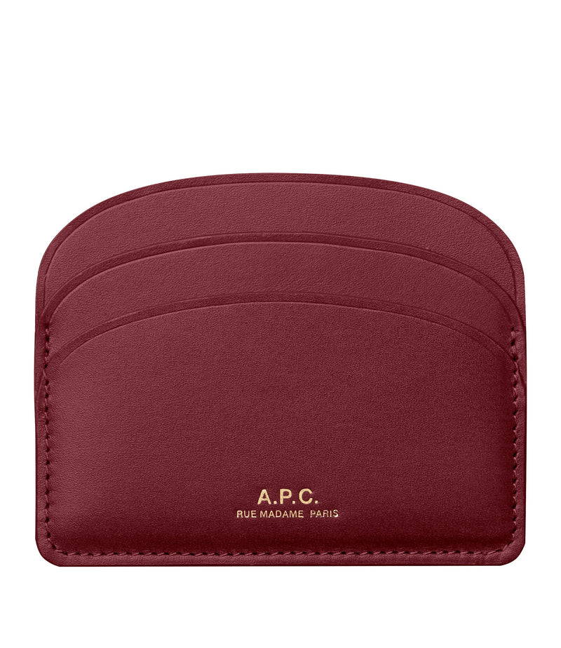 This is the Demi-lune cardholder product item. Style GAC-1 is shown.