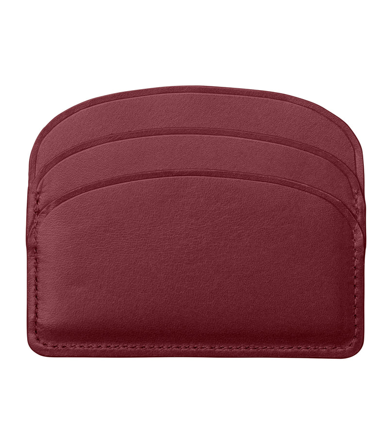 This is the Demi-lune cardholder product item. Style GAC-3 is shown.