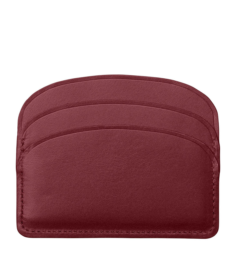 This is the Demi-Lune cardholder product item. Style GAE-3 is shown.