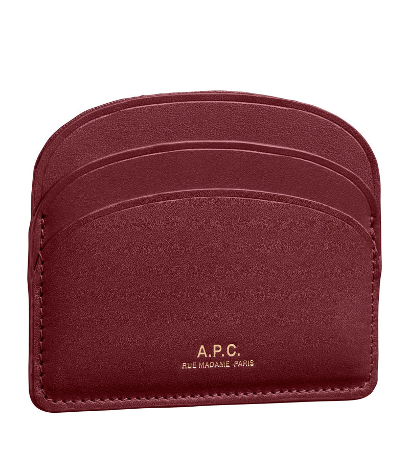 This is the Demi-Lune cardholder product item. Style GAE-2 is shown.