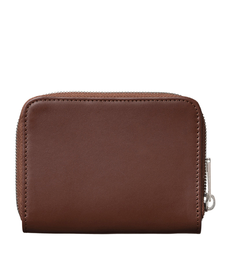 This is the Emmanuel compact wallet product item. Style CAA-4 is shown.