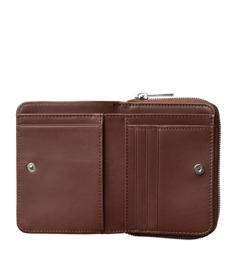 This is the Emmanuel compact wallet product item. Style CAA-3 is shown.