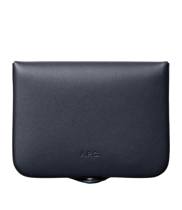Josh coin purse - IAK - Dark navy