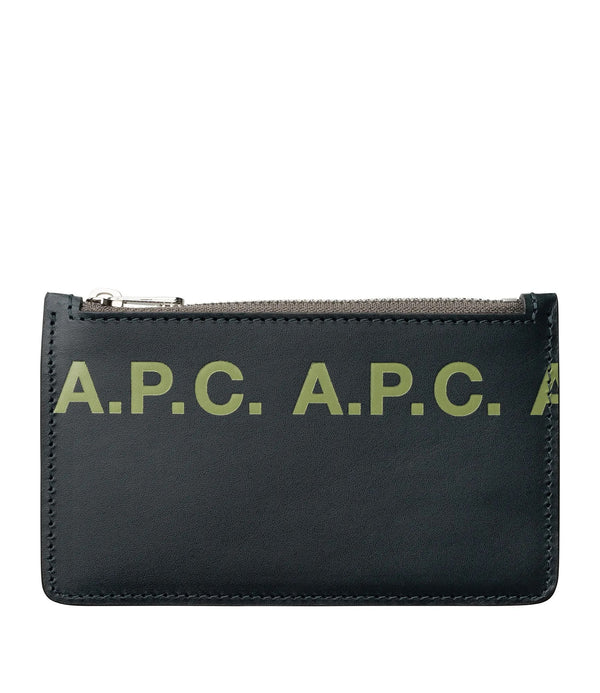 Walter coin purse - KAC - Almond green