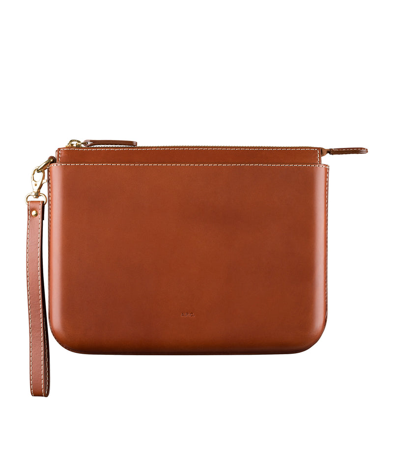 This is the Mathilda pouch product item. Style CAH-1 is shown.