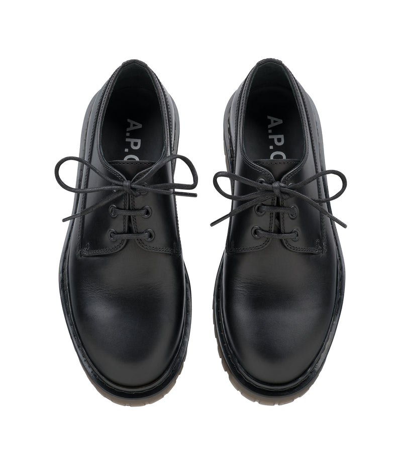 This is the Ambre derbies product item. Style LZZ-3 is shown.