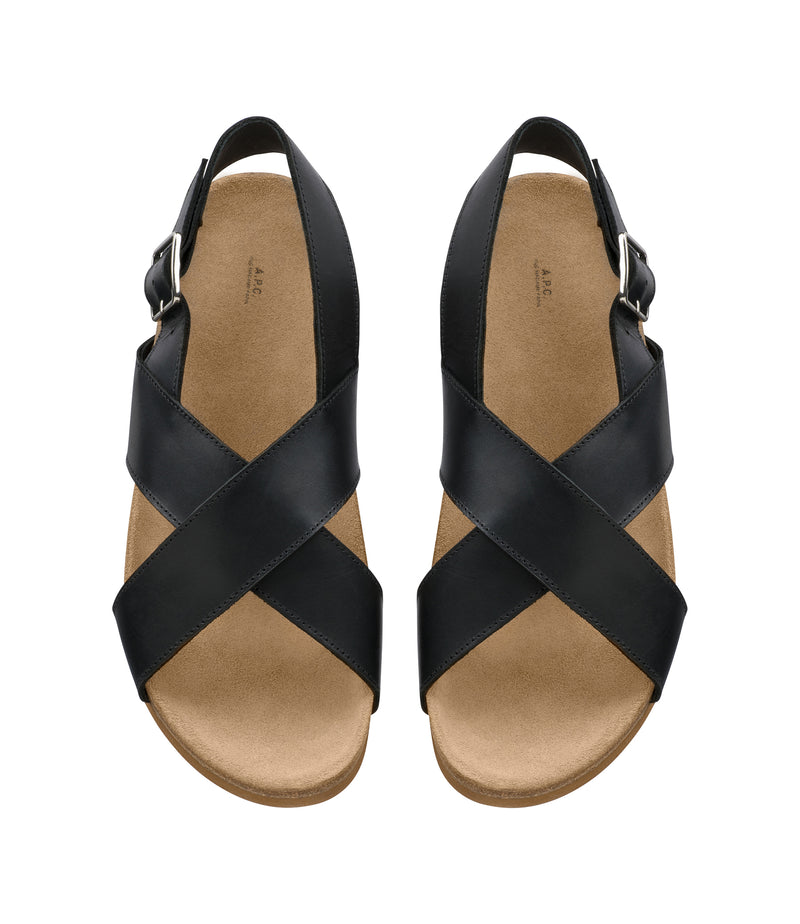 This is the Tiago sandals product item. Style LZZ-3 is shown.