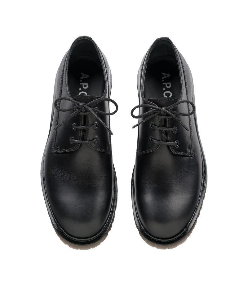 This is the Ambre derbies product item. Style LZZ-4 is shown.