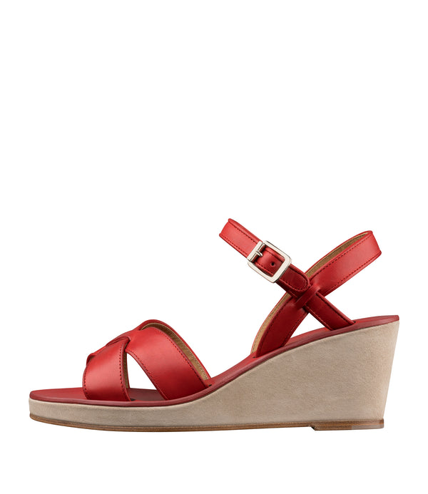 Judith sandals - GAB - Red