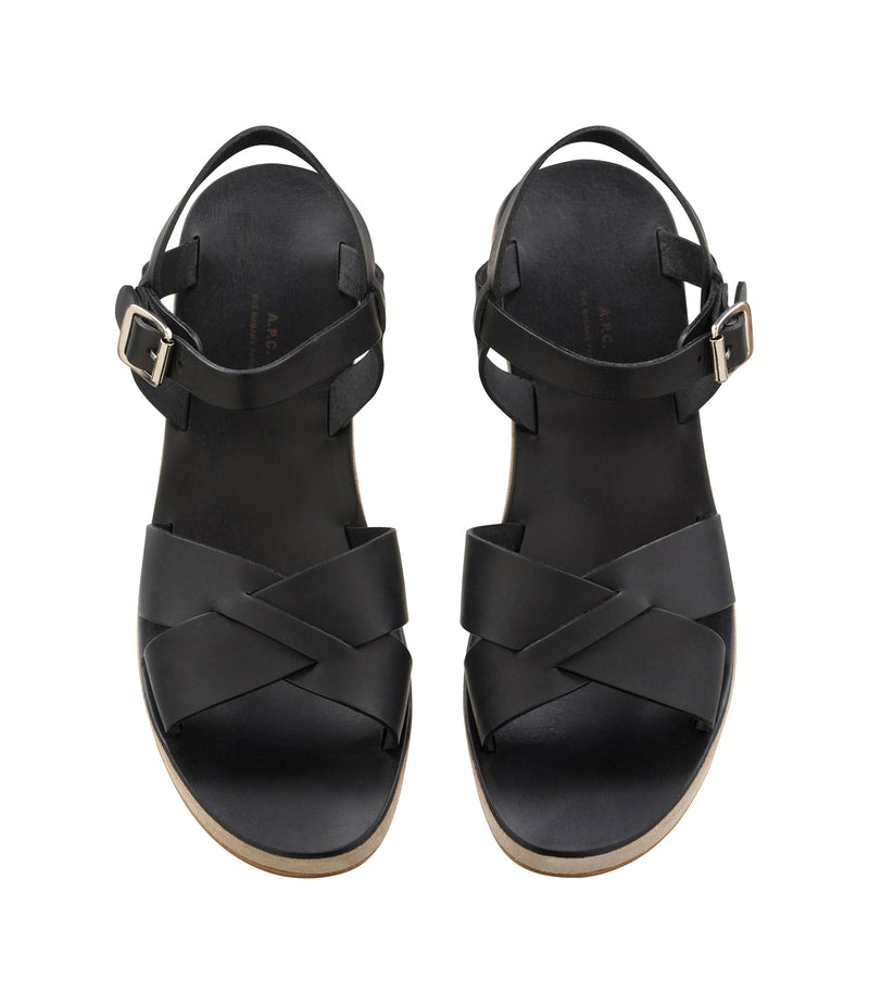 This is the Judith sandals product item. Style LZZ-2 is shown.