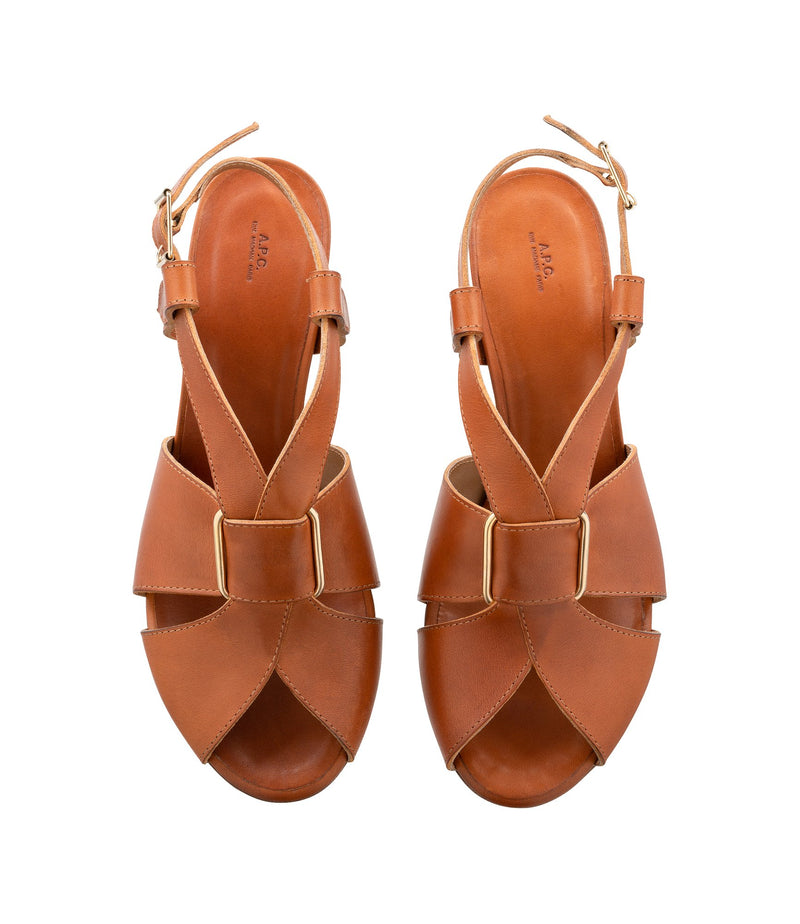 This is the Jessica sandals product item. Style CAD-3 is shown.