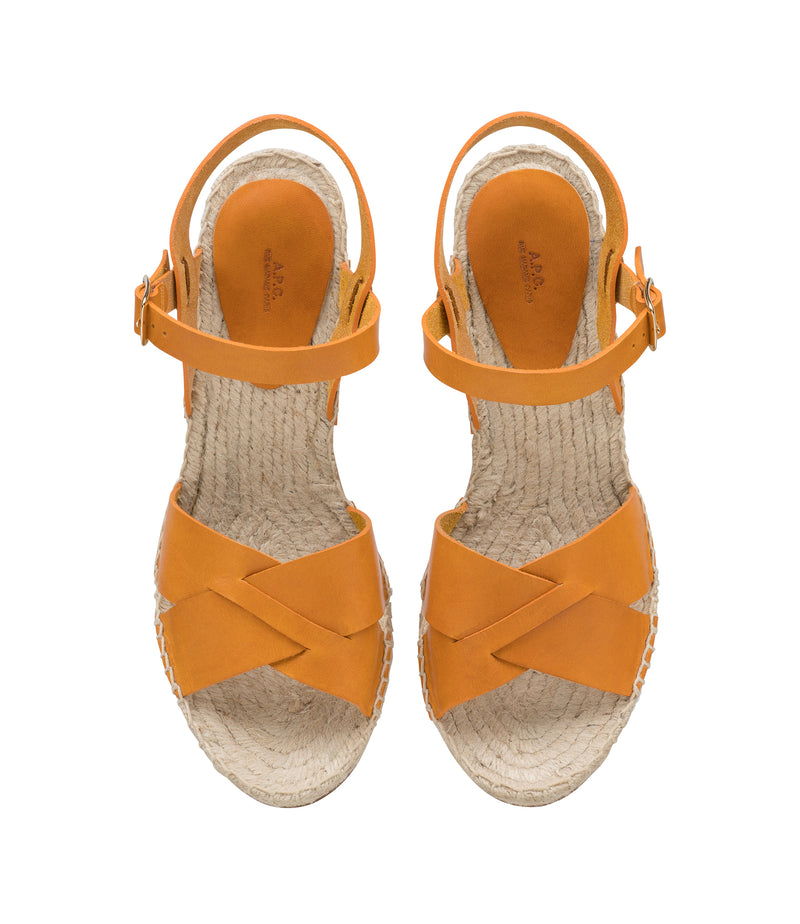 This is the Judy sandals product item. Style EAG-3 is shown.