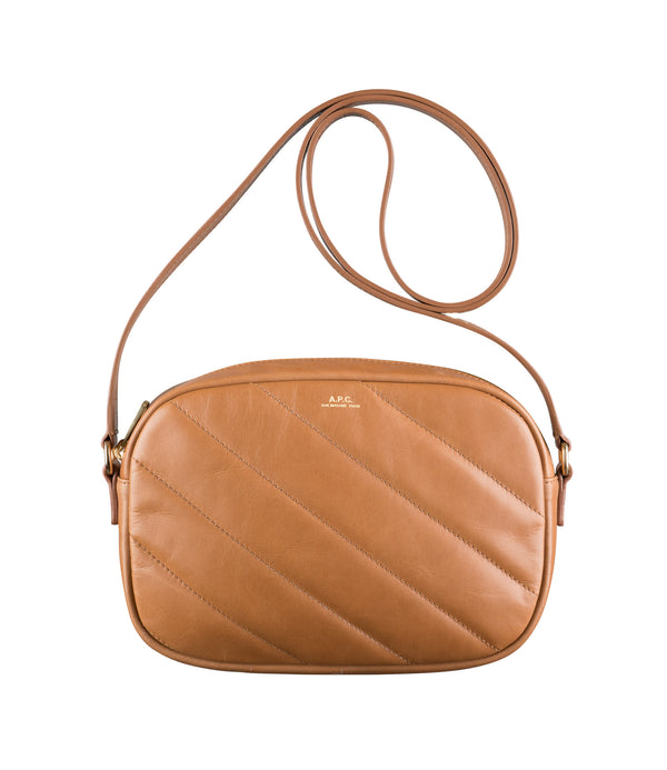 Méryl bag - CAC - Frosted chestnut brown