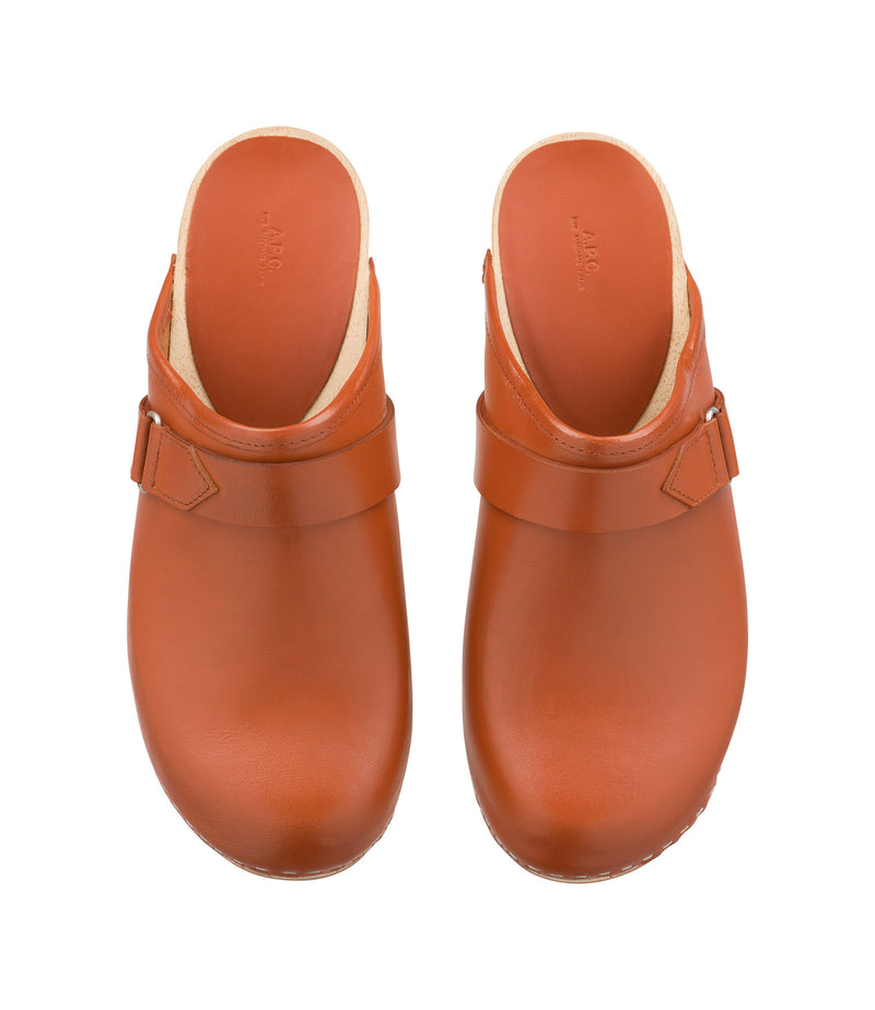 This is the Coline clogs product item. Style EAI-3 is shown.