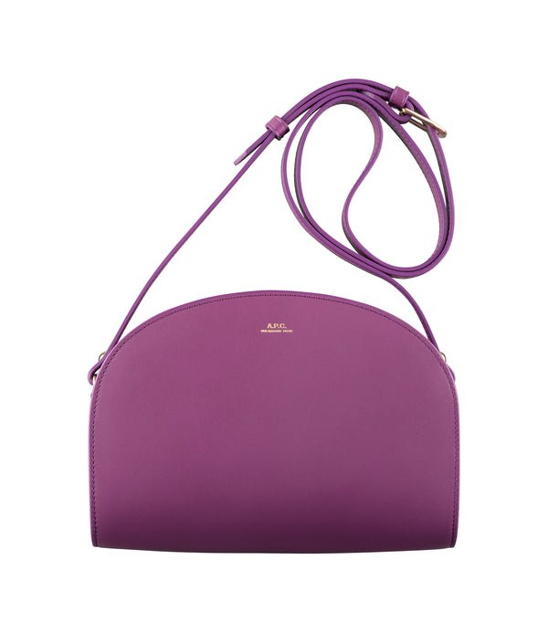 Half-moon bag - FAH - Fuchsia