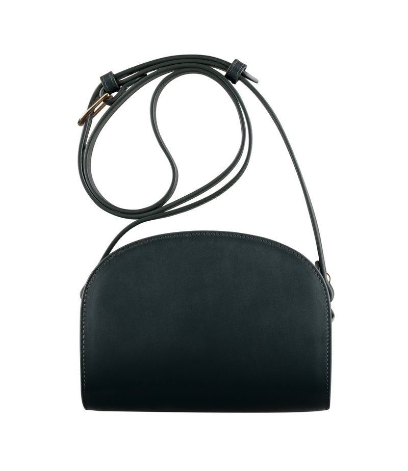 This is the Mini half-moon bag product item. Style KAI-2 is shown.