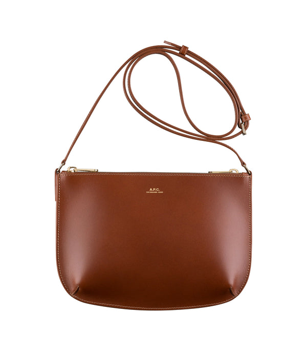 Sarah bag - CAD - Nut brown
