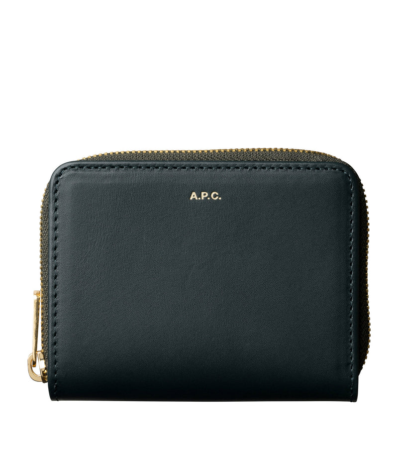 This is the Emmanuelle compact wallet product item. Style KAI-1 is shown.