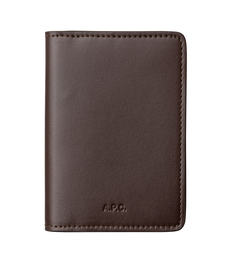 This is the Stefan cardholder product item. Style CAJ-1 is shown.