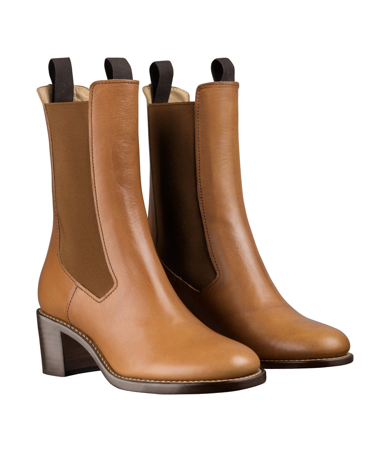 This is the Nicole boots product item. Style CAD-2 is shown.