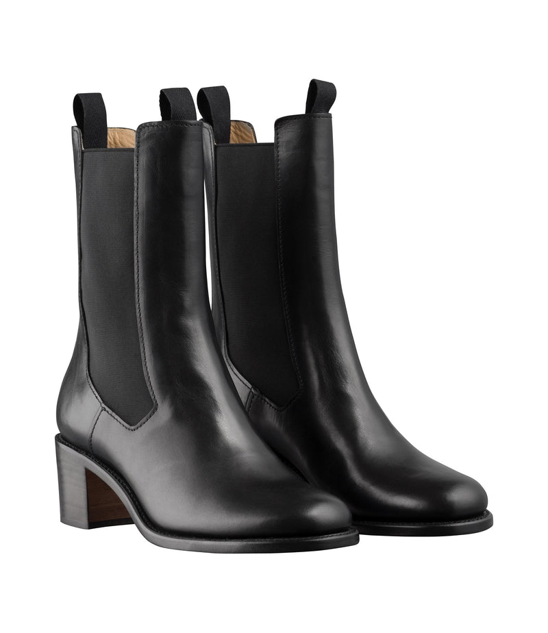 This is the Nicole boots product item. Style LZZ-2 is shown.