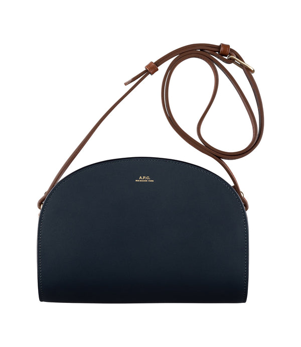 Half-moon bag - IAF - Glacier blue