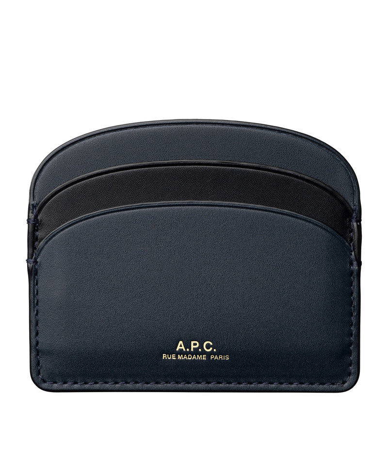 This is the Demi-lune cardholder product item. Style IAC-1 is shown.