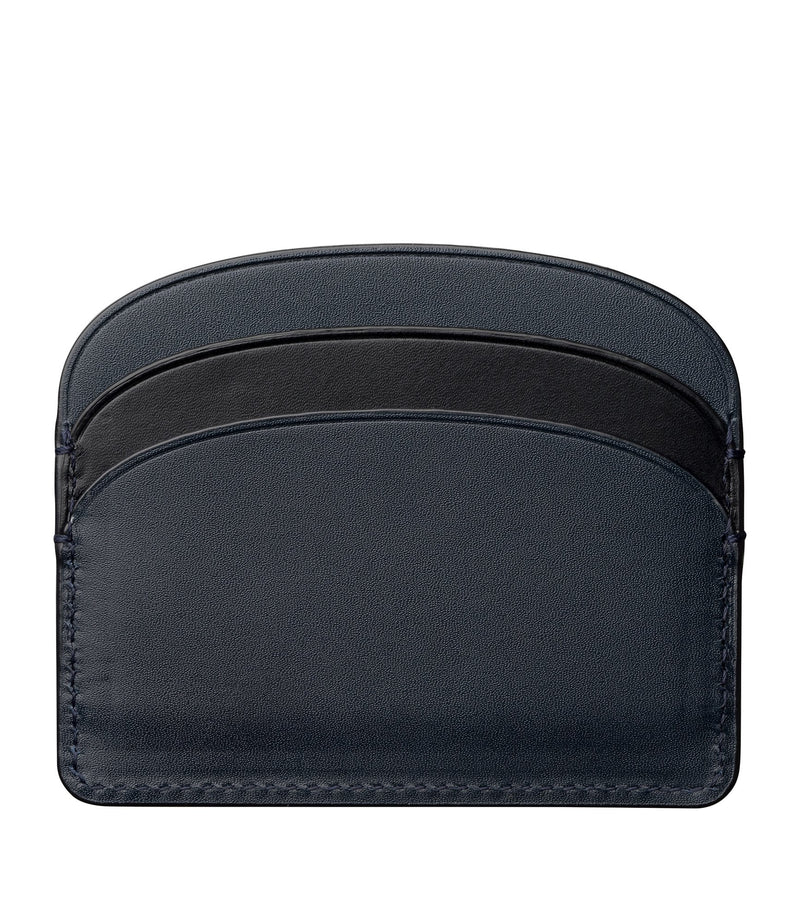 This is the Demi-lune cardholder product item. Style IAC-3 is shown.
