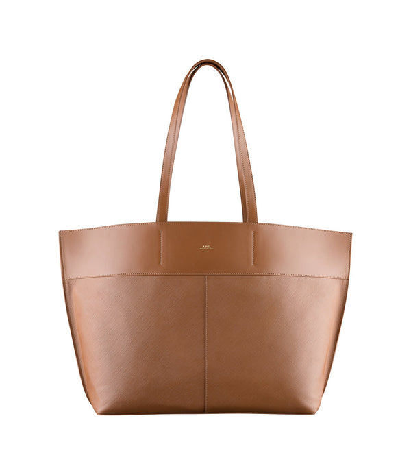 Totally tote bag - CAD - Nut brown