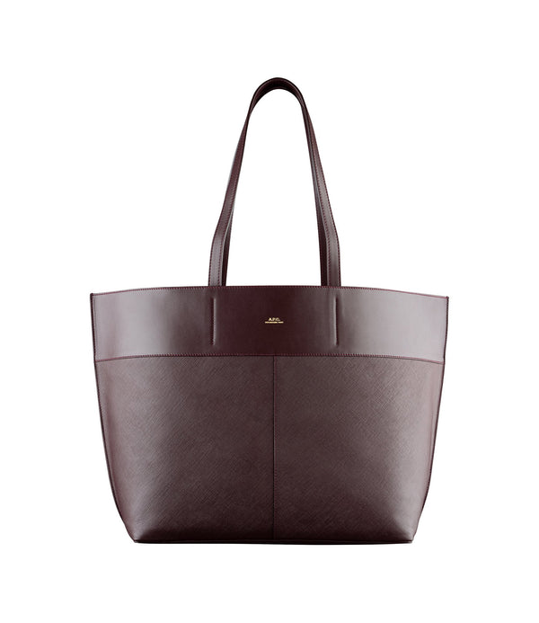 Totally tote bag - GAC - Burgundy