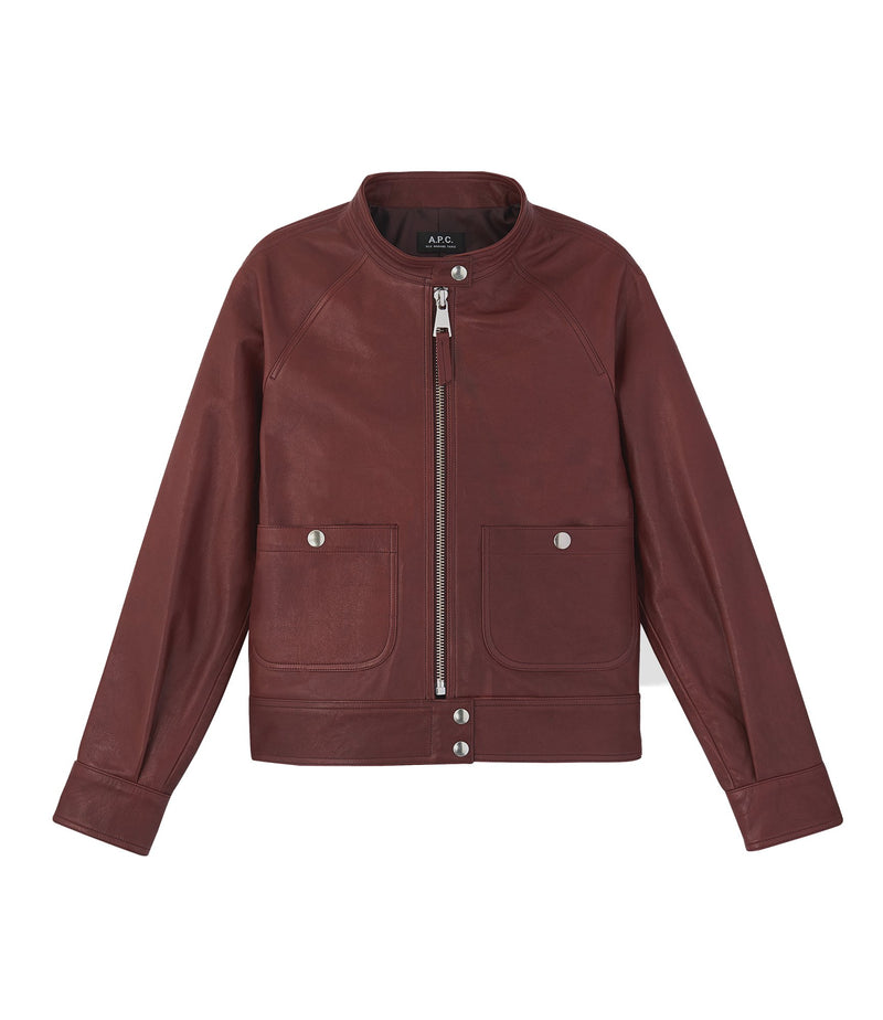 This is the Anja jacket product item. Style GAC-1 is shown.