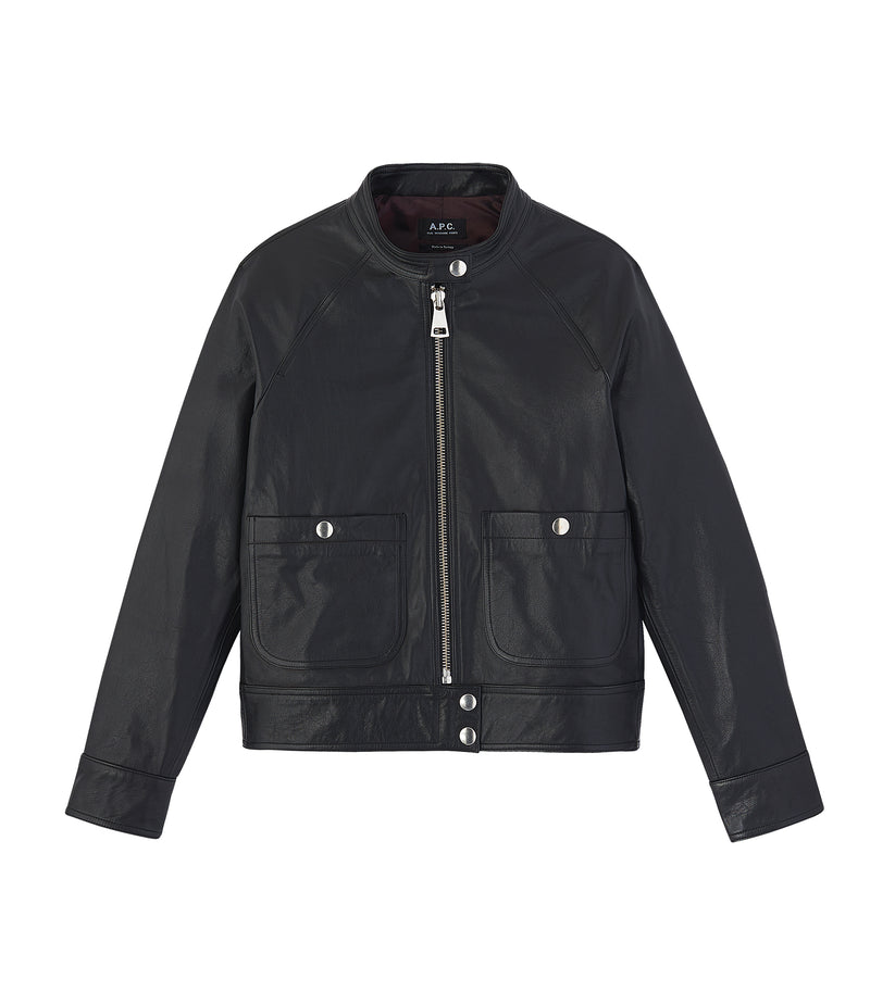 This is the Anja jacket product item. Style LZZ-1 is shown.