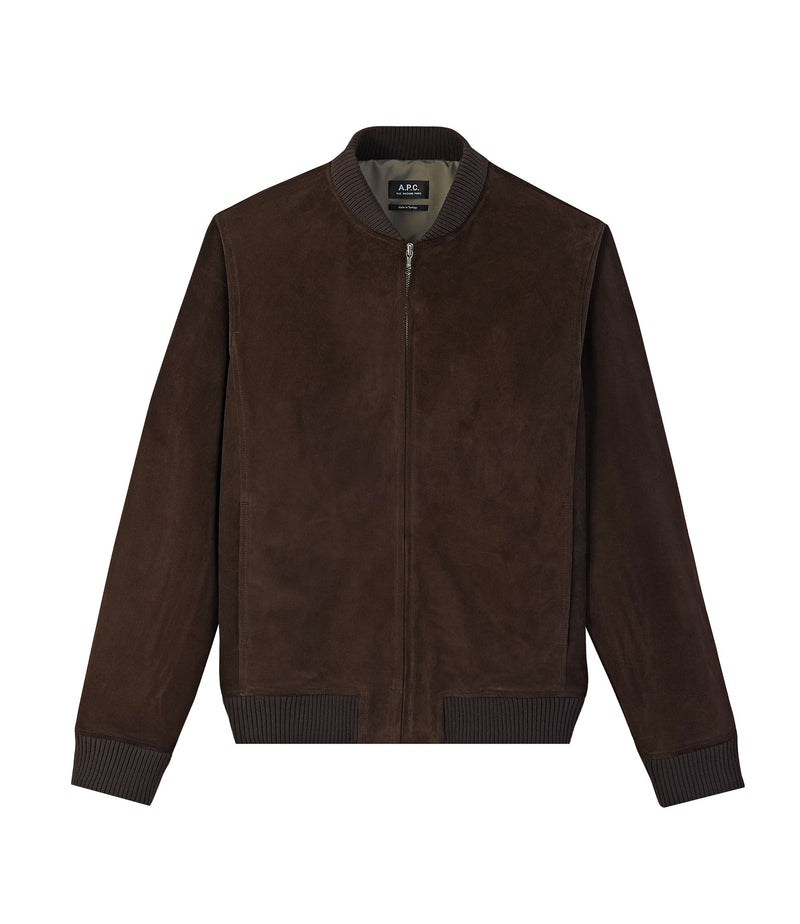 This is the Bryan jacket product item. Style CAA-1 is shown.