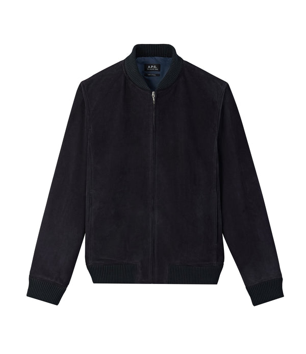 Bryan jacket - IAK - Dark navy blue